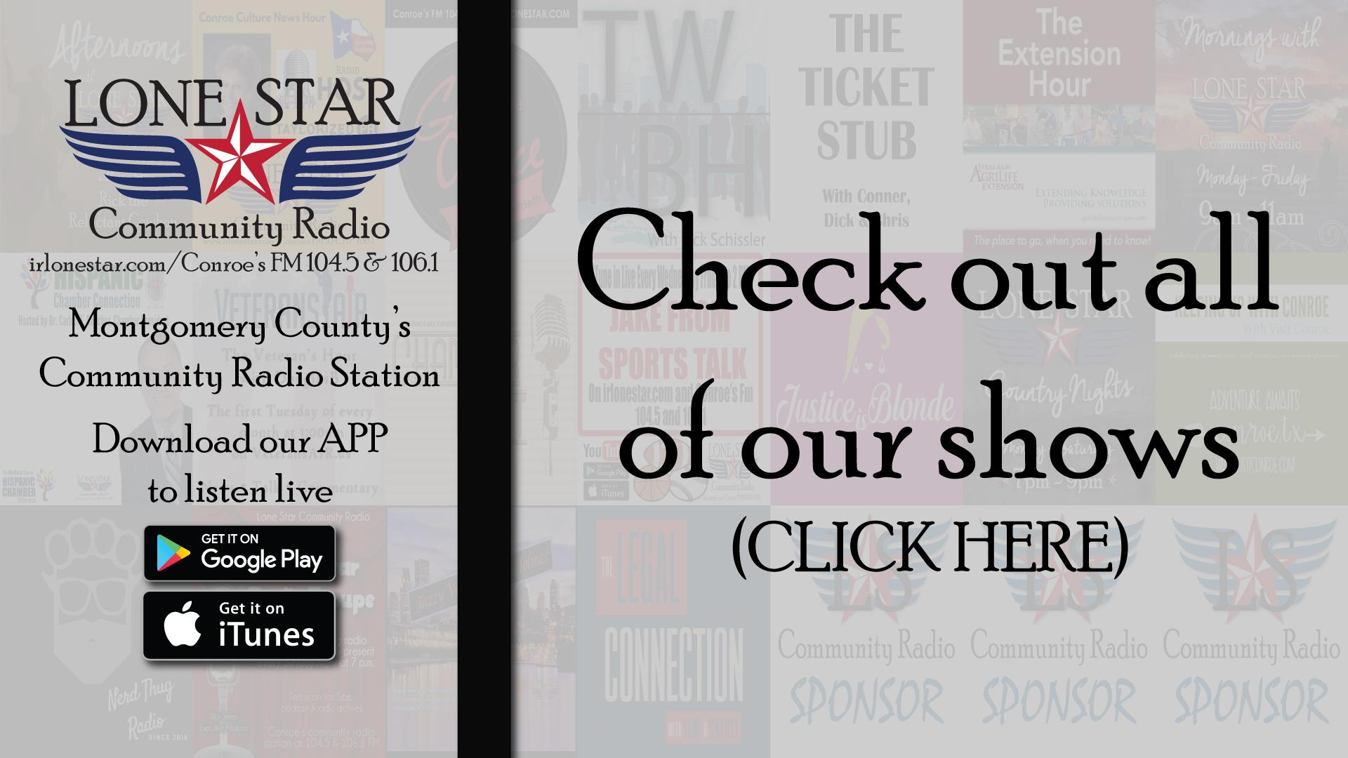 Lone Star Community Radio Station