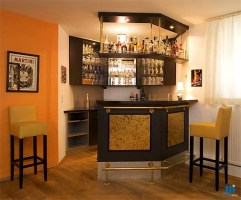 Bar für wohnzimmer