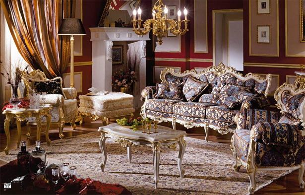 Barock Wohnzimmer