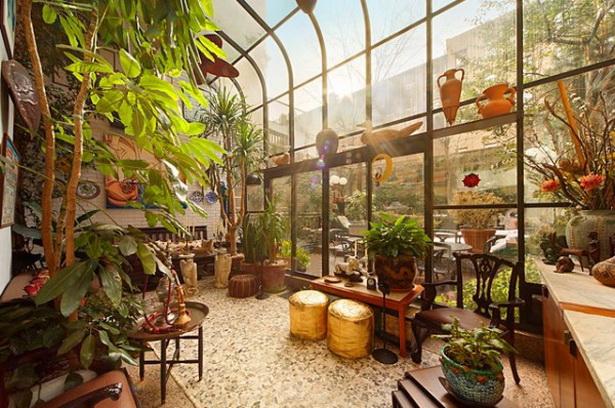Wintergarten Einrichtungsideen