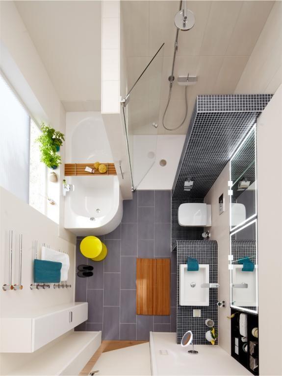 Mini Badezimmer Einrichten