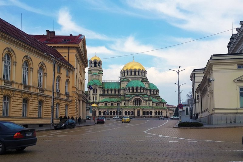 1 Day in Sofia Walking Itinerary: what to do