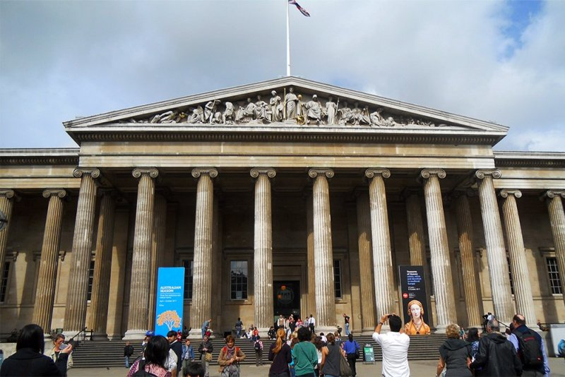 British Museum | London for free: places to visit and things to do