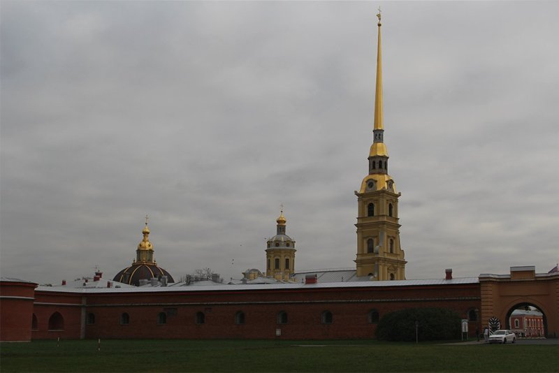 Peter and Paul Fortress | 7 Places to See on Your First Time in St. Petersburg