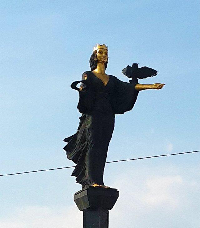 1 Day in Sofia Walking Itinerary   Saint Sofia Monument