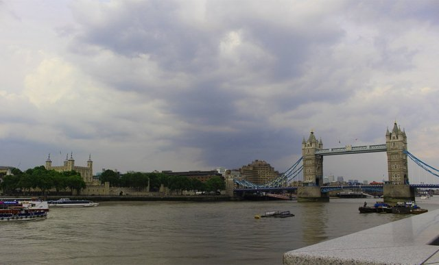 The Tower and the Tower Bridge | 1 Day in London Walking Itinerary