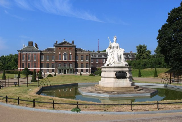Kensington Palace | 1 Day in London Walking Itinerary