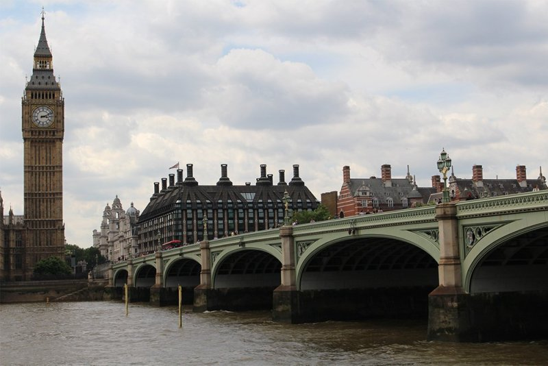 Westminster Bridge and Big Ben | London for free: places to visit and things to do