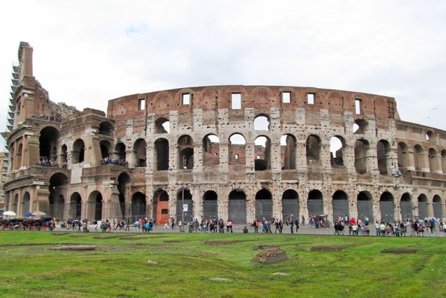 1 Day in Rome Walking Itinerary | Colosseum