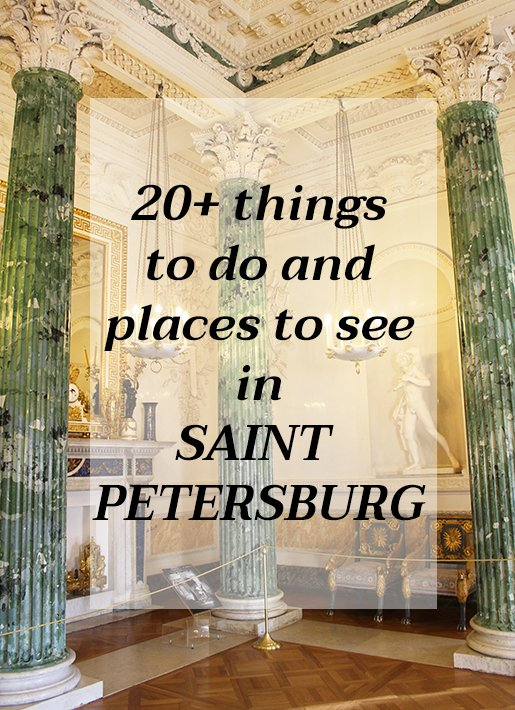 Travelling around Russia: More than 20 things to do and places to see in St Petersburg