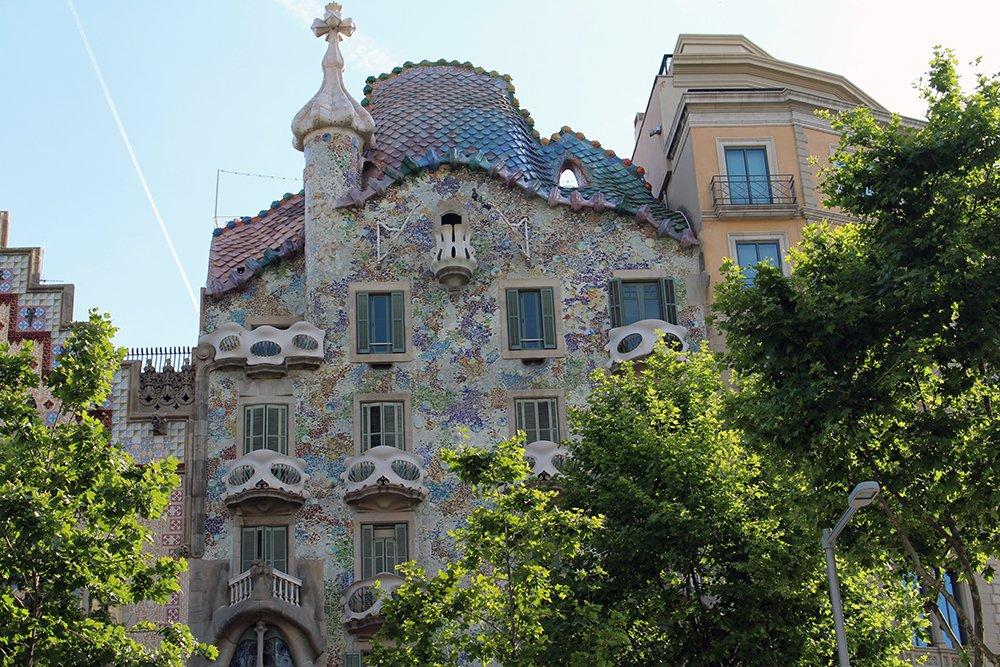 Travel tips for Barcelona, Spain | Casa Batllo