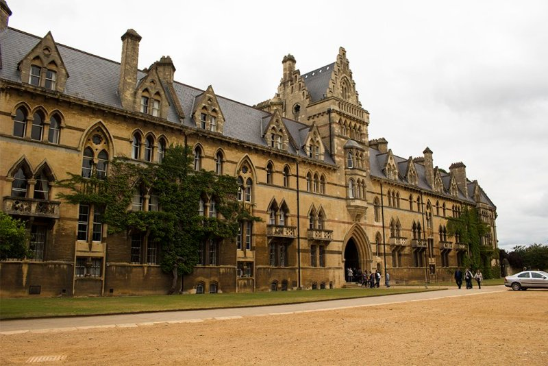 1 day in Oxford Walking Itinerary | Christ Church