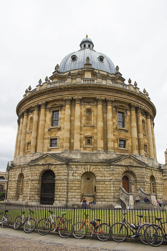 1 day in Oxford Walking Itinerary | Radcliffe Camera