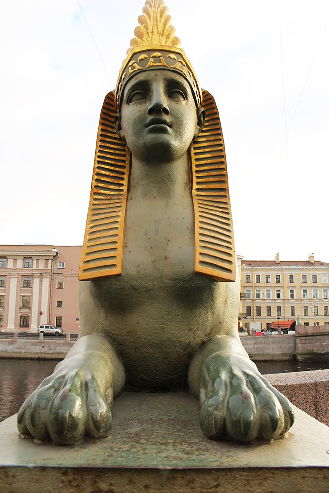 More than 20 things to do and places to see in St Petersburg | Sphinx