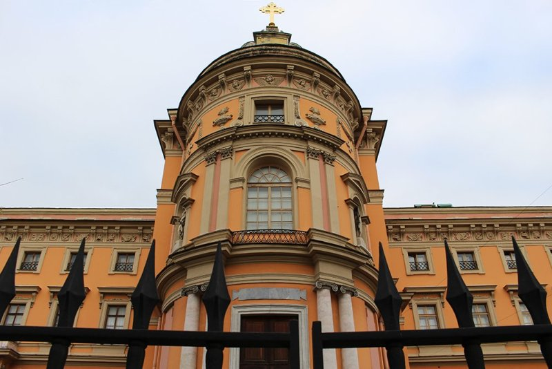 More than 20 things to do and places to see in St Petersburg   St. Michael's Castle