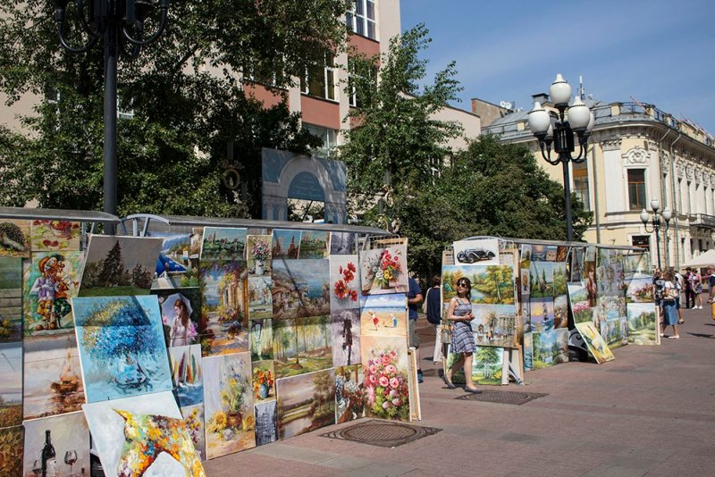Top 10 places to see in Moscow, Russia | Arbat