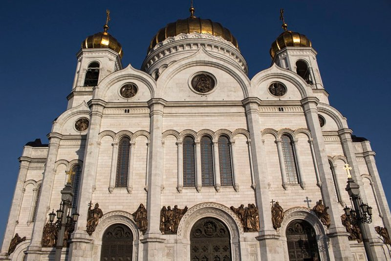 Top 10 places to see in Moscow, Russia | Cathedral of Christ the Saviour