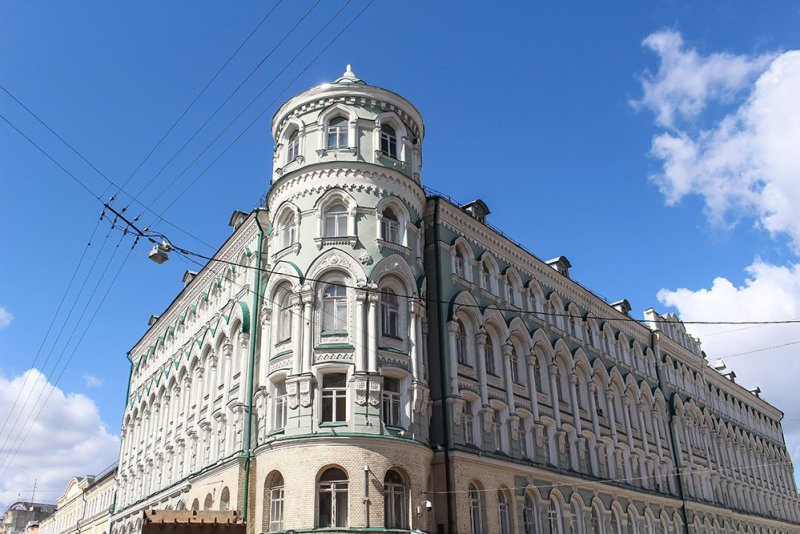 Architectural gems of Moscow, Russia | International Commercial Arbitration Court Building