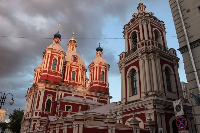 Architectural gems of Moscow, Russia | St Clement's Church