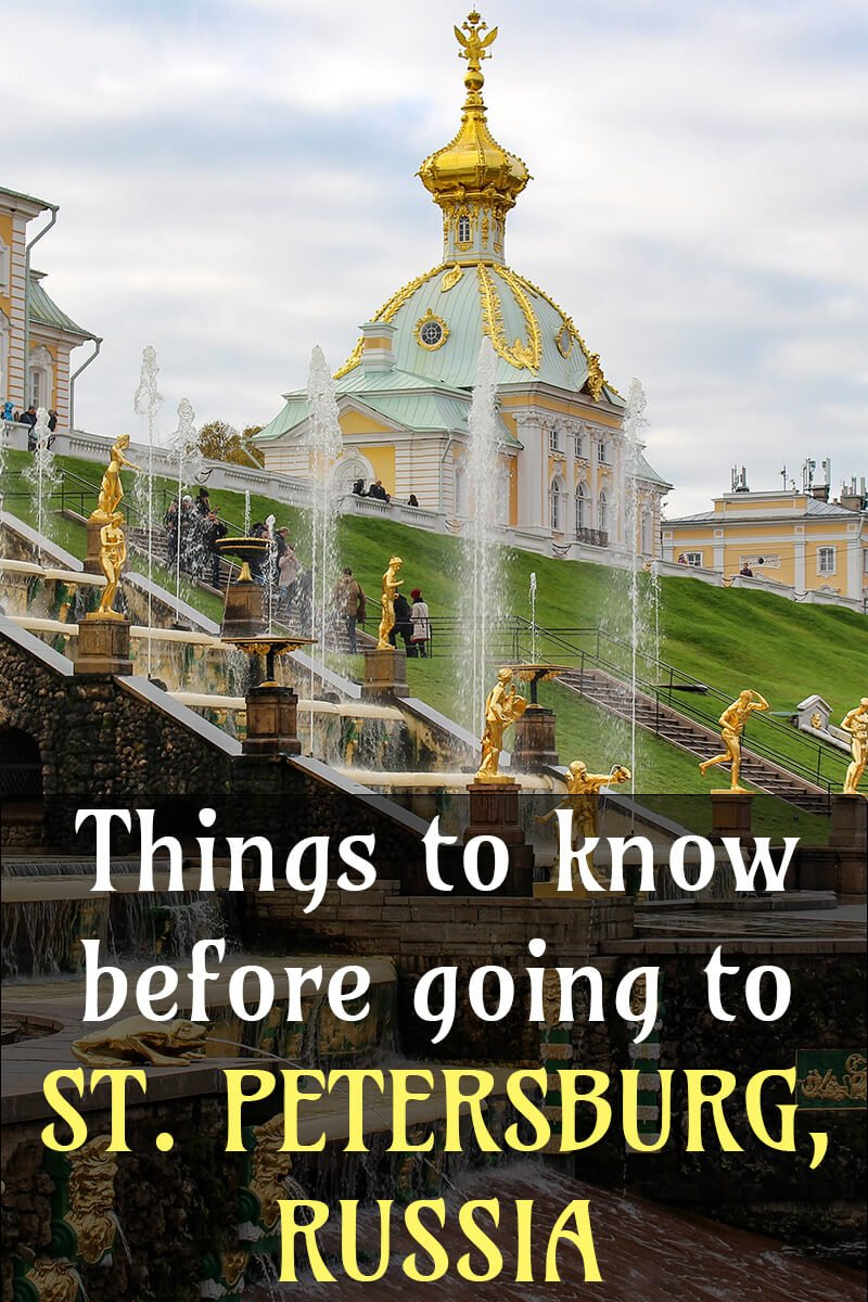 Travel tips for St Petersburg, Russia | Things to know before you go to St Petersburg, Russia | Travel advice for St Petersburg