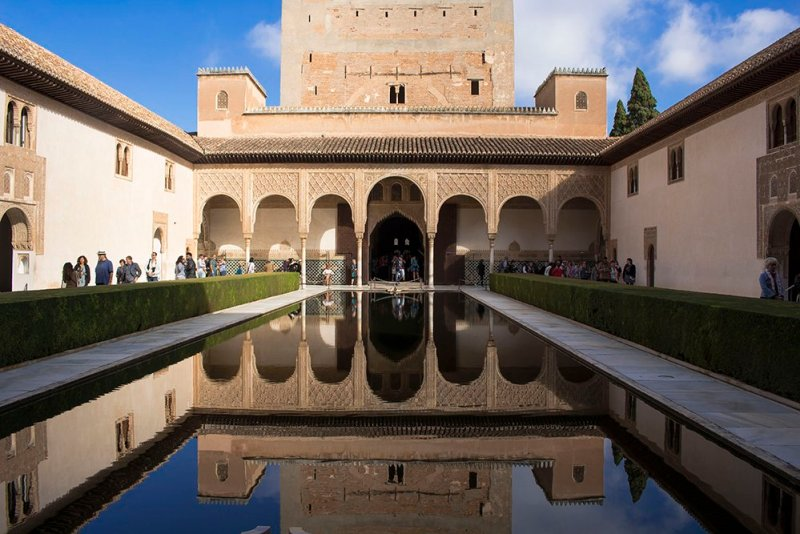 3 Weeks of Solo Travel in Spain, Part 3: 3 Days in Granada | Alhambra