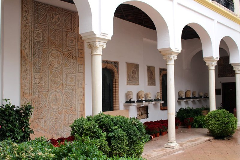 3 Weeks of Solo Travel in Spain, Part 2: a Very Long List of Places to See in Cordoba and the Cost | Archaeological Museum