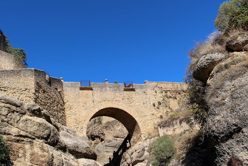 3 Weeks of Solo Travel in Spain: 1 day trip to Ronda
