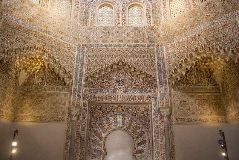 3 Weeks of Solo Travel in Spain, Part 3: things to do in Granada   La Madraza