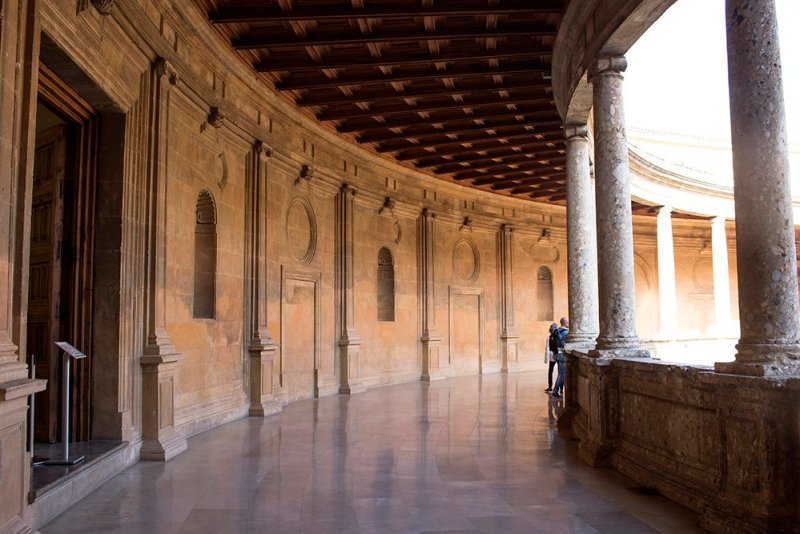 How and where to buy tickets for Alhambra, Granada, Spain | Palace of Charles V