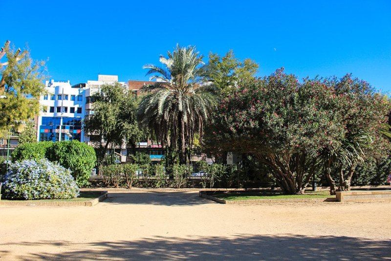 3 Weeks of Solo Travel in Spain, Part 6: a Long List of Places to See in Seville | Jardines de Murillo