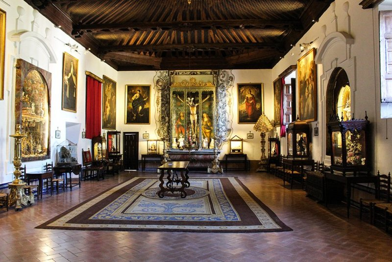 3 Weeks of Solo Travel in Spain, Part 6: a Long List of Places to See in Seville | Santa Paula Monastery