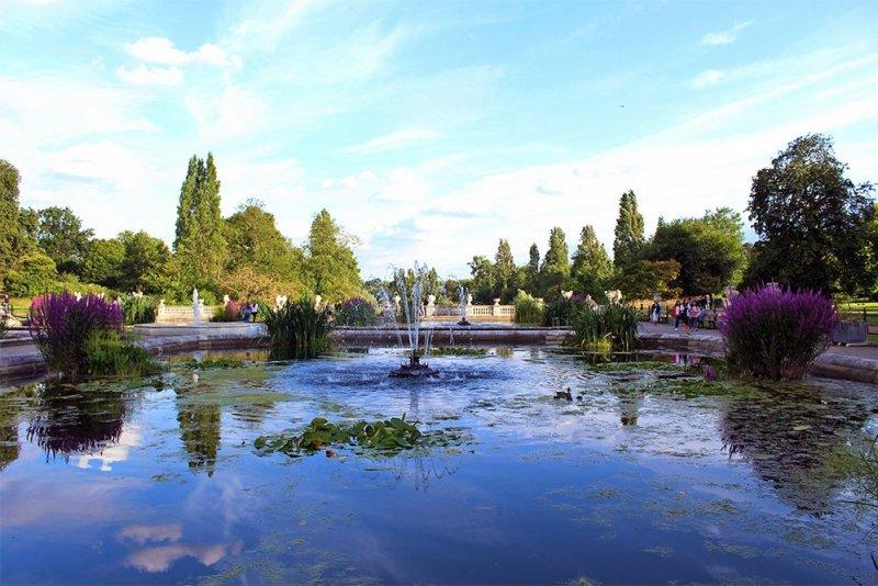 Бесплатные достопримечательности Лондона | Гайд-парк