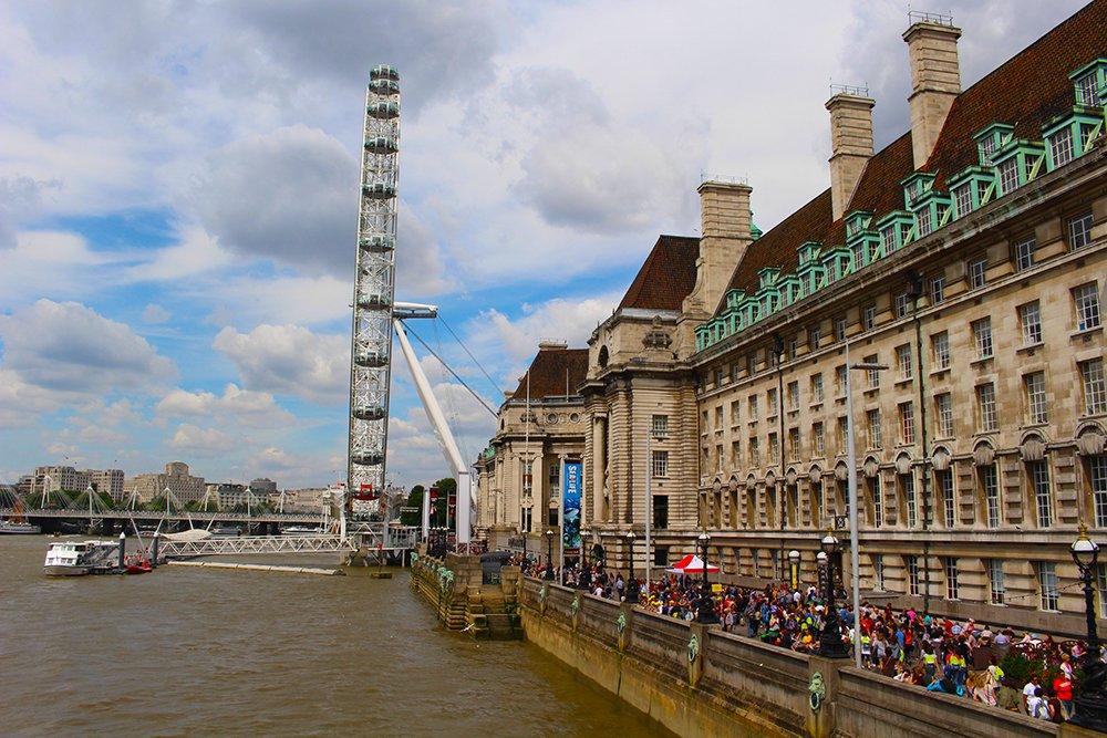 Доступные путешествия: бесплатные достопримечательности Лондона