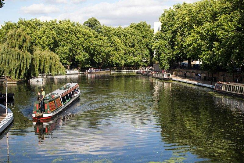 Бесплатные достопримечательности Лондона | Маленькая Венеция