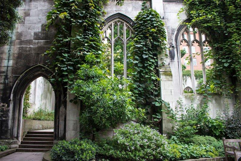 Бесплатные достопримечательности Лондона | Церковь Святого Дунстана