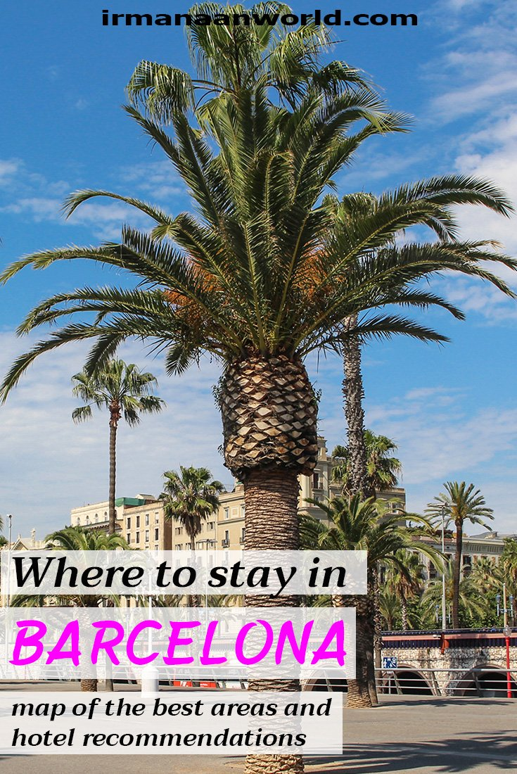 Where to stay in Barcelona, Spain | Accommodation in Barcelona, Spain | Hotels in Barcelona, Spain | Cheap hotels in Barcelona, Spain | Best areas to stay in Barcelona, Spain | Best locations to stay in Barcelona, Spain