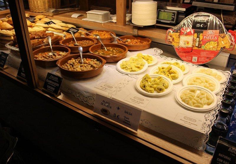 3 Weeks of Solo Travel in Spain: 4 days in Madrid | Mercado de San Miguel