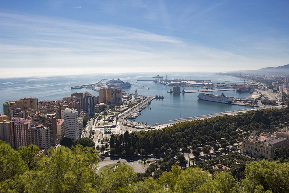 3 Weeks of Solo Travel in Spain: What to do in Malaga