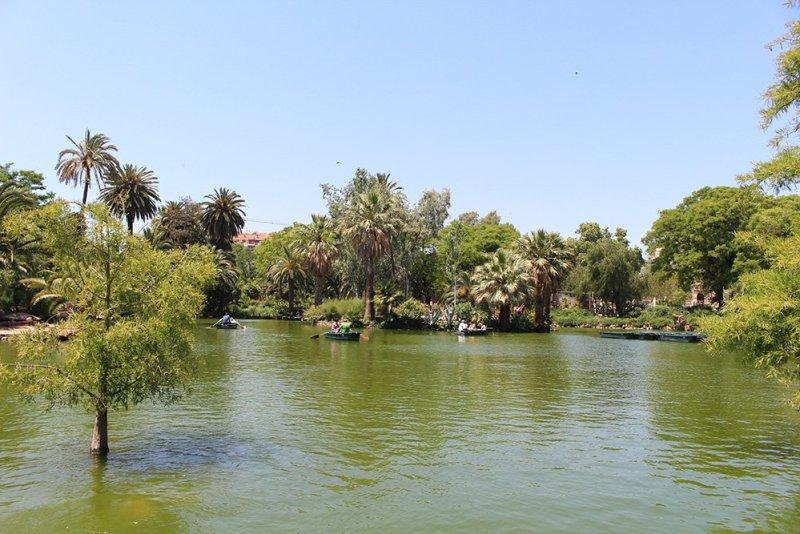 Что посмотреть в Барселоне в первый раз   Парк Сьютаделья