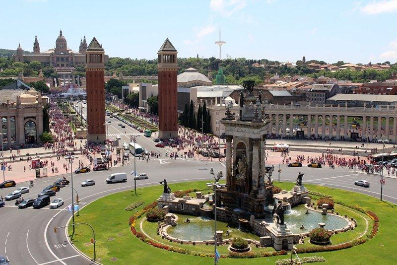 Что посмотреть в Барселоне в первый раз | Площадь Испании