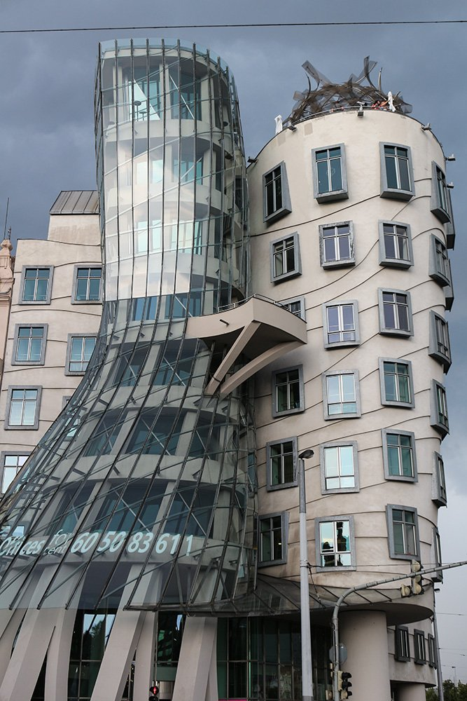 What to do in Prague for free | Dancing House
