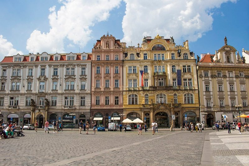 What to do in Prague for free | Old Town Square