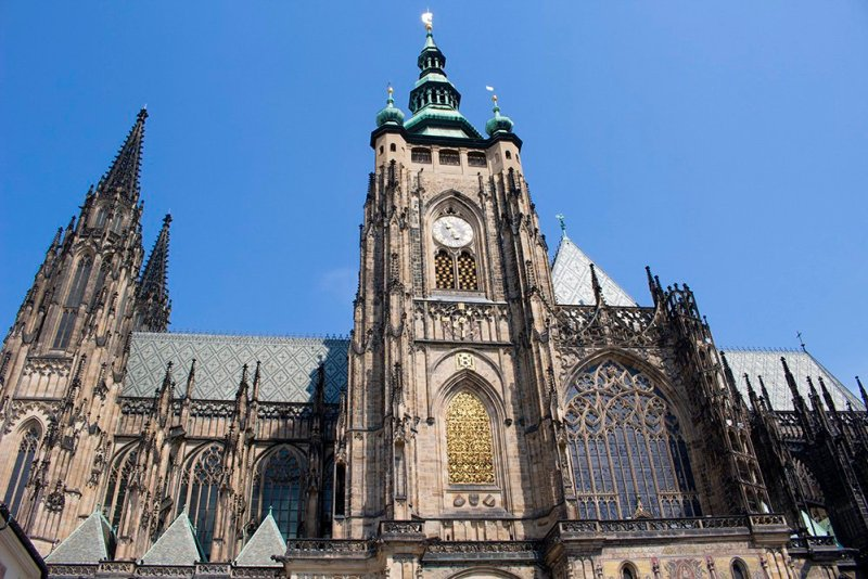 What to do in Prague for free | St Vitus Cathedral