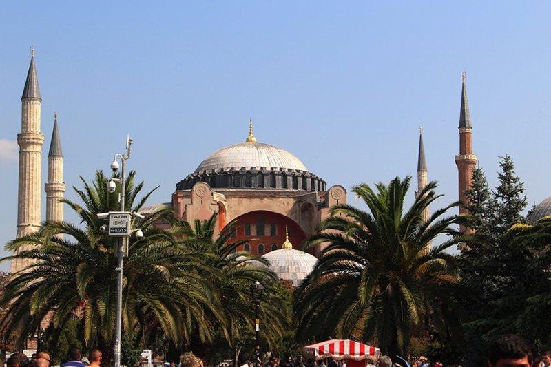 Что посетить в Стамбуле | Айя София