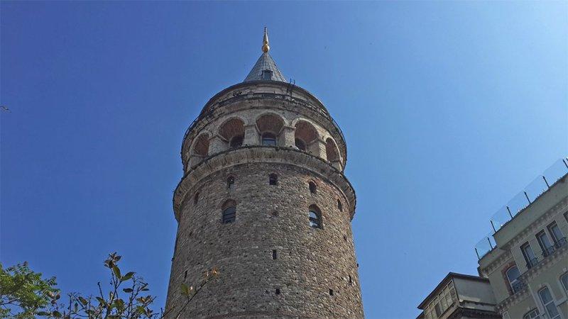 Что посетить в Стамбуле   Галатская башня