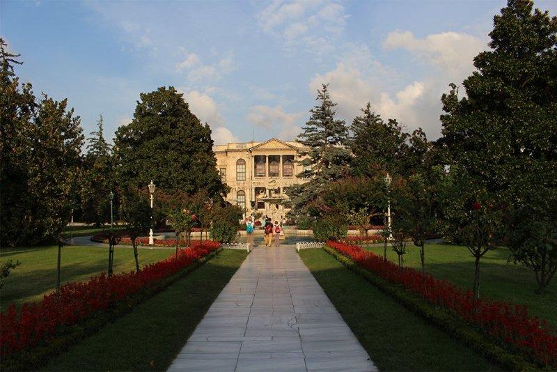 Что посетить в Стамбуле | Дворец Долмабахче