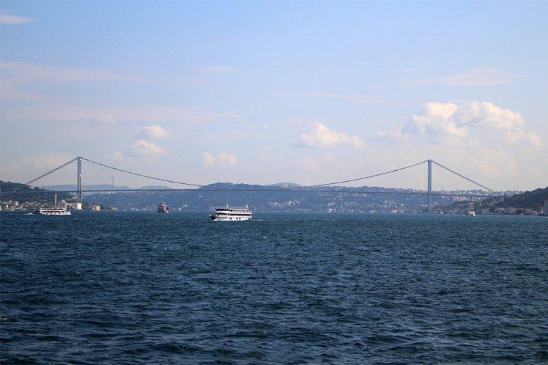 Что посетить в Стамбуле   Мосты