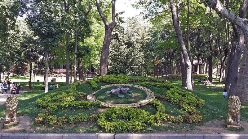 Что посетить в Стамбуле | Парк Гюльхане