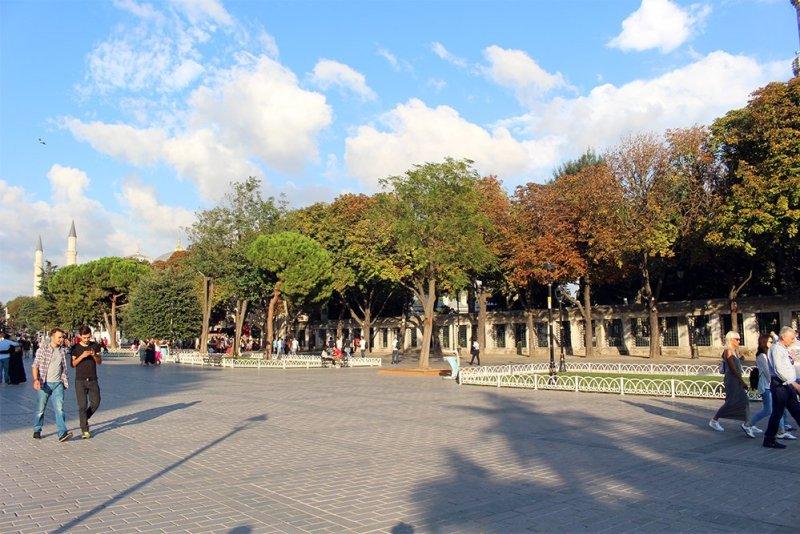 Что посетить в Стамбуле | Площадь Султанахмет