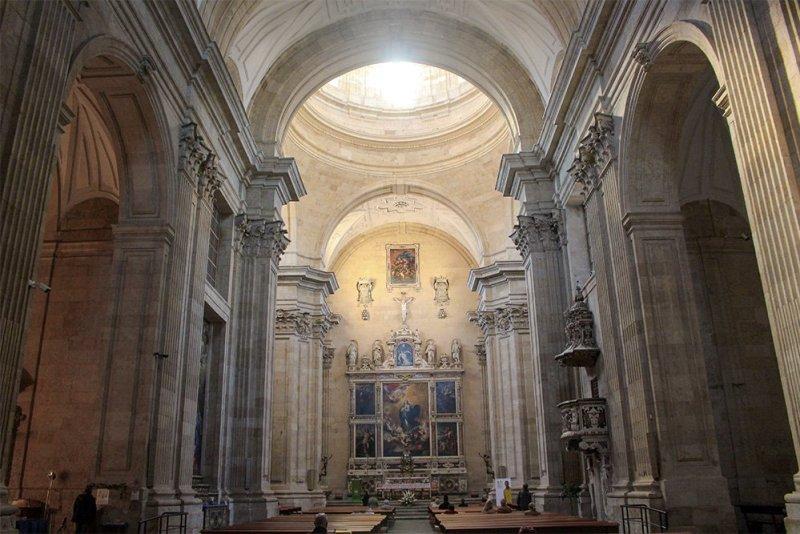 Things to do in Salamanca, Spain   Iglesia de la Purisima